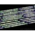 Бусины из флюорита кукуруза гр.4мм, 39см, 144 бусины