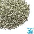 Бисер TOHO AIKO №11 цвет 558 серебро Япония 5 граммов