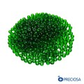 50120 прозрачный, размер 08, темно-зеленые тона 10 гр